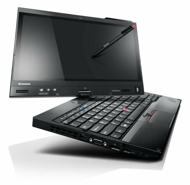 Lenovo X230 Tablet Convertible