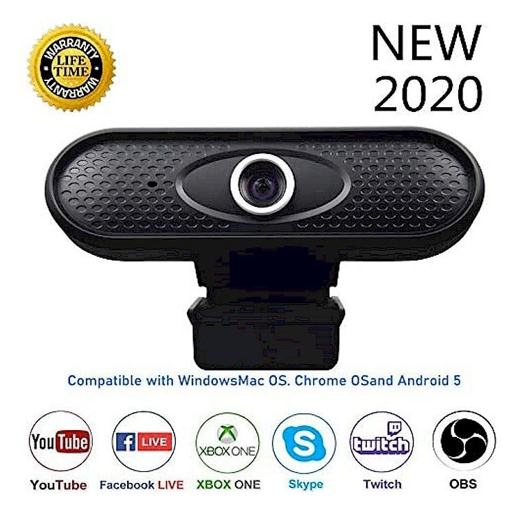 ProData High Def Webcam with Mic