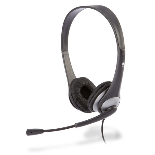 Cyber Acoustics - Universal Stereo Headset AC-204