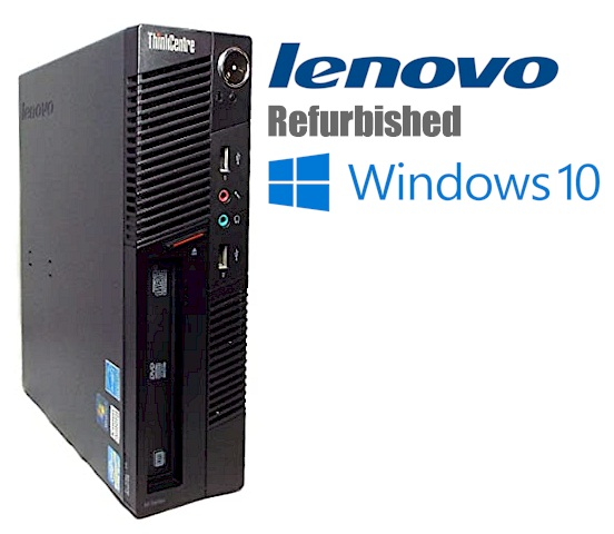 Refurbished Lenovo Core i5 Desktop PC